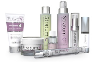Stratum C Menopause skin care products