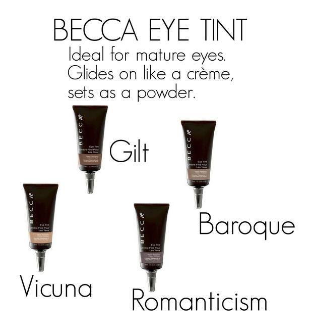 Becca Eye tint