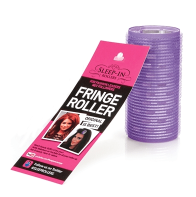 Sleep-In Fringe Roller