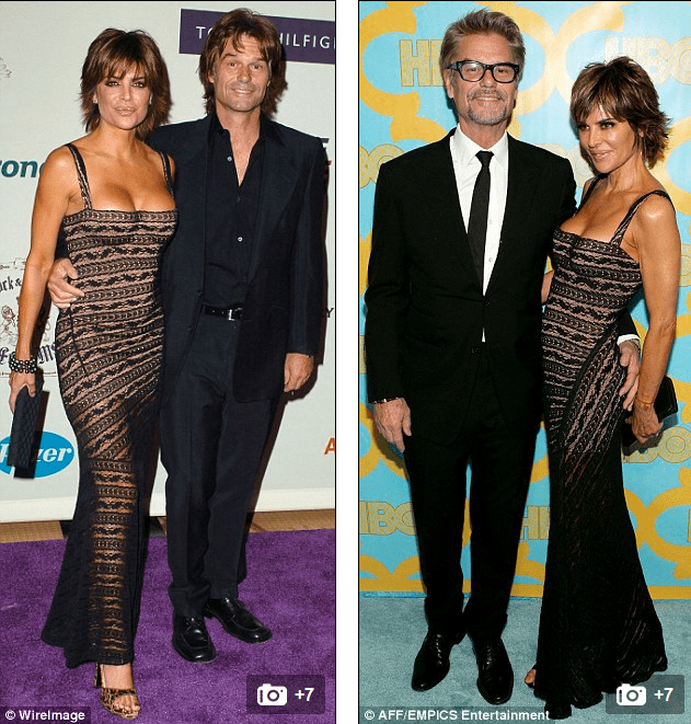 Lisa Rima Harry Hamlin