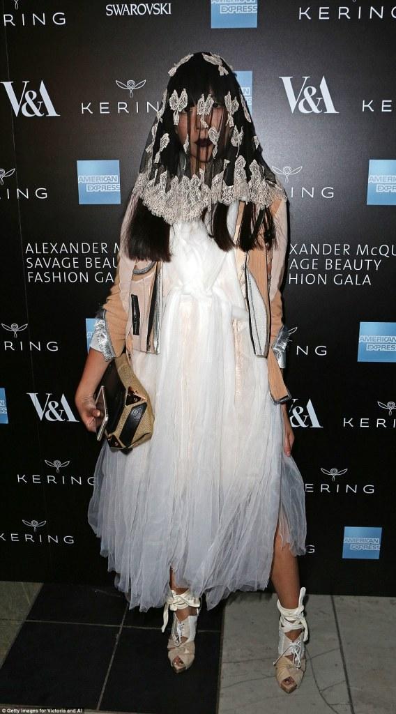 Fashion blogger Susie Lau