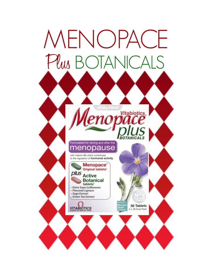 Menopace® Plus Botanicals Formula