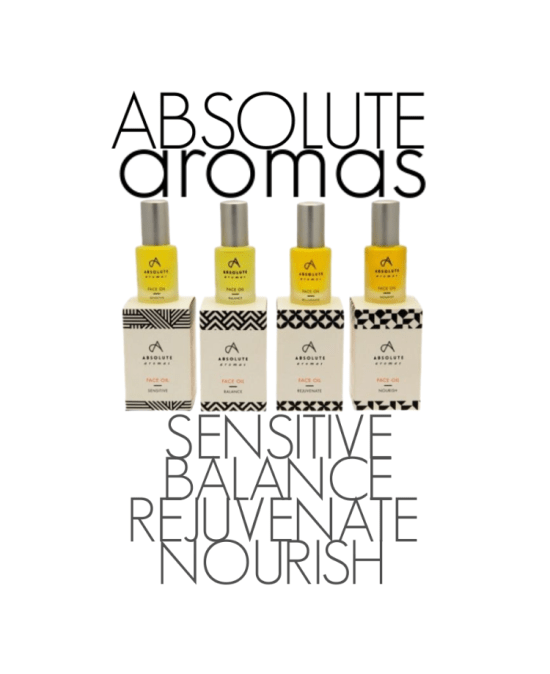 Spa Collection from Absolute Aromas