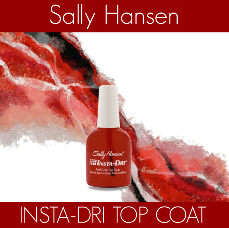 Sally Hansen Insta-Dri Anti Chip Top Coat