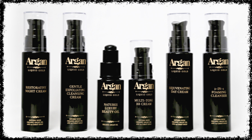 Argan Liquid Gold 100% Pure & Organic Argan Oil