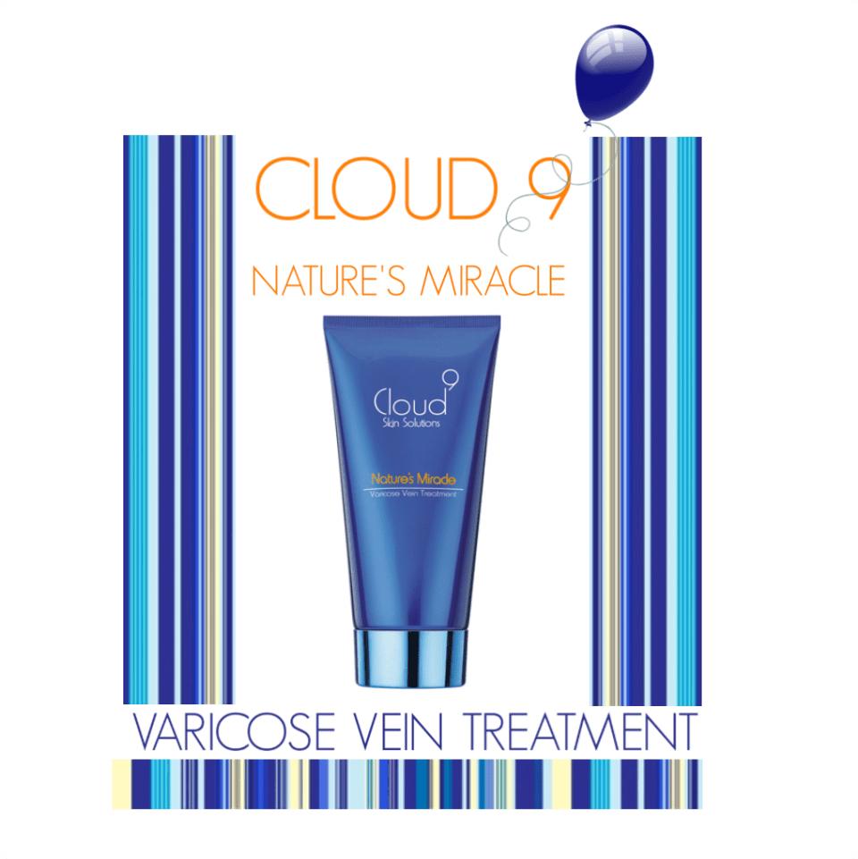 Cloud 9 Nature's Miracle Varicose Vein Treatment