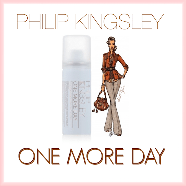 REVIEW Philip Kingsley One More Day