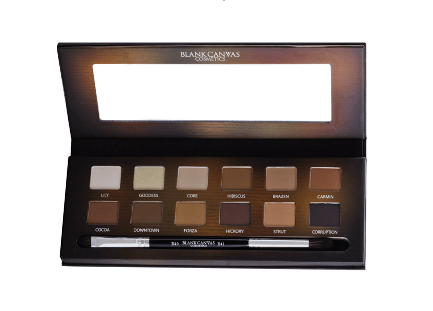 Blank Canvas Master Series Palette No 1