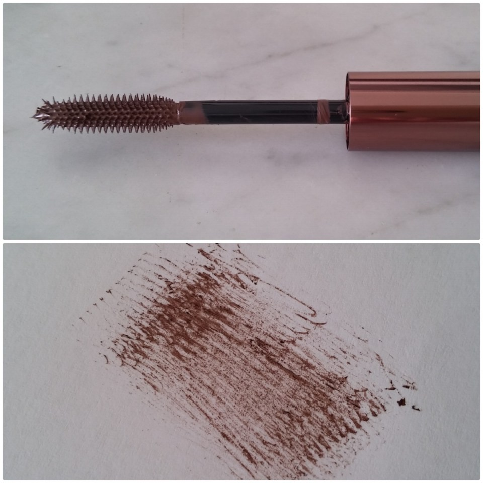 REVIEW BENEFIT They're Real! Mascara 'Beyond Brown'