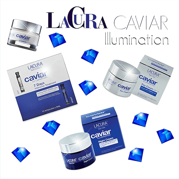 LACURA Caviar Illumination from ALDI