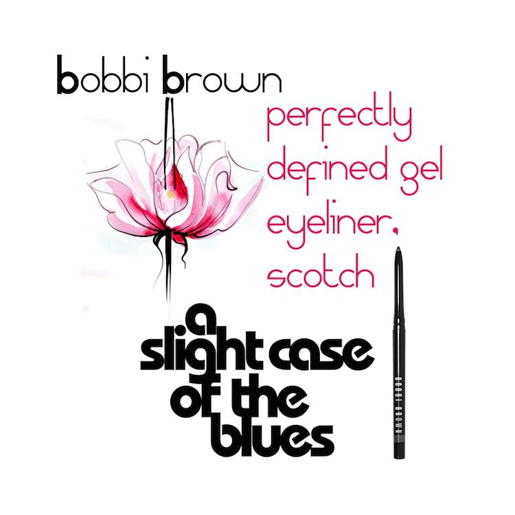 Bobbi Brown Perfectly Defined Gel Eyeliner, Scotch