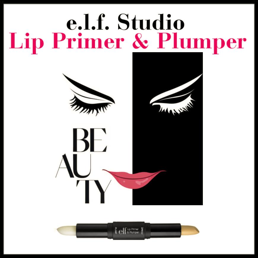 e.l.f. Studio Lip Primer & Plumper