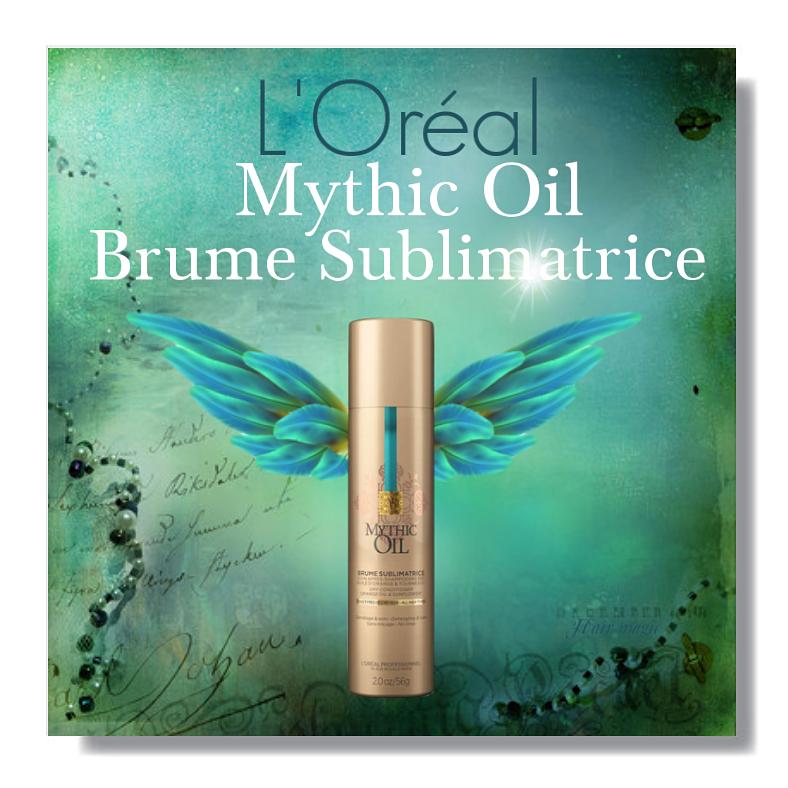 LOréal Professionnel Mythic Oil Brume Sublimatrice