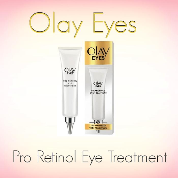 Olay Pro-Retinol Eye Treatment