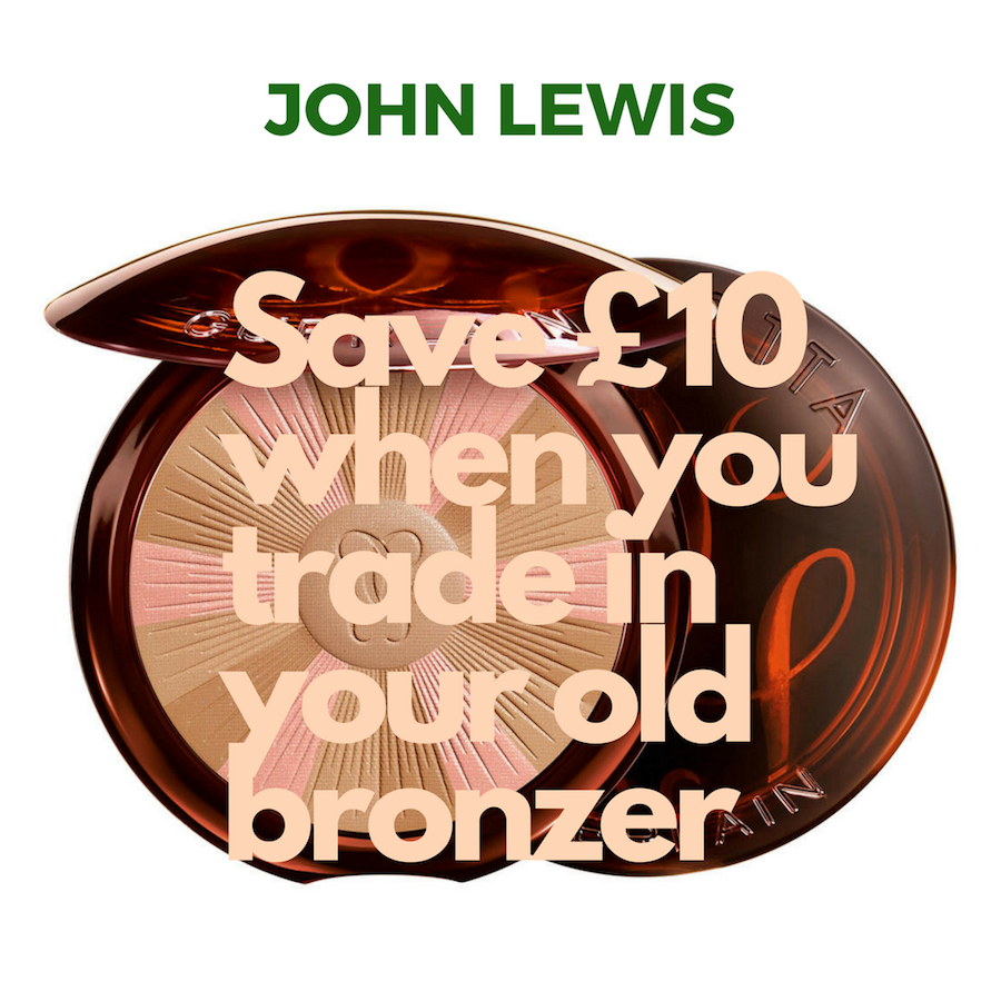 John Lewis Bronzer Offer