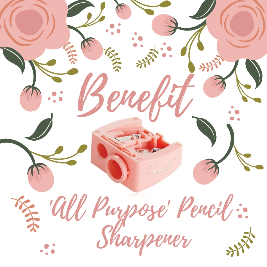 Benefit 'All Purpose' Pencil Sharpener