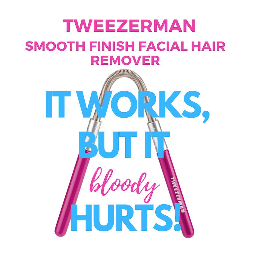 TWEEZERMAN Smooth Finish Facial Hair Remover