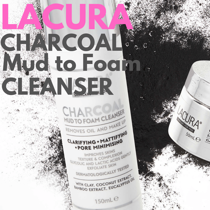 Lacura Mud To Foam Cleanser