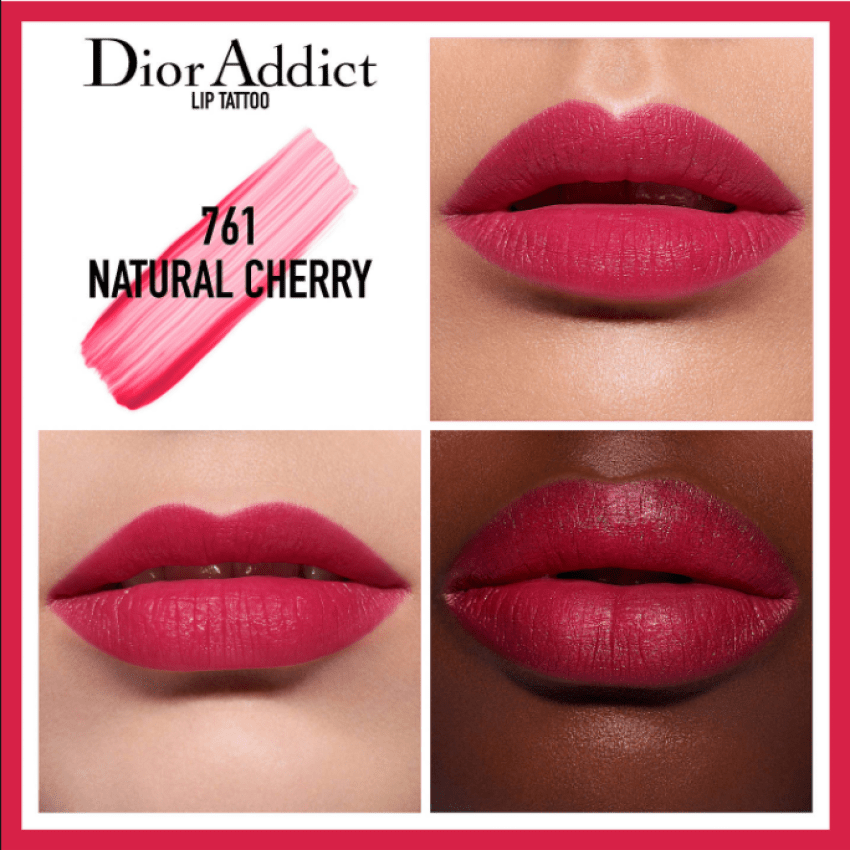 Dior Addict Lip Tattoo, 761 Natural Cherry