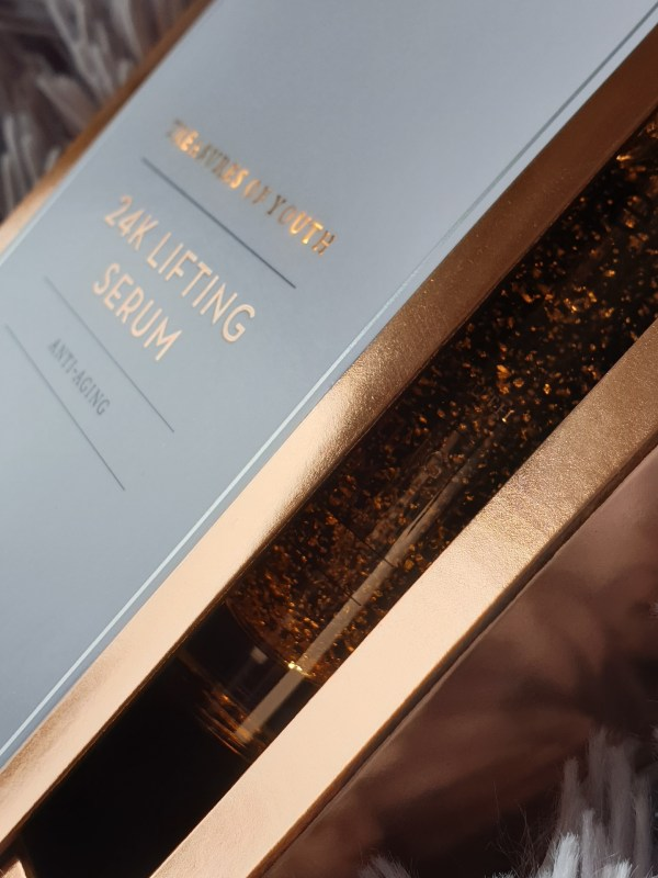 ellineANTI-AGEING 24K LIFTING SERUM