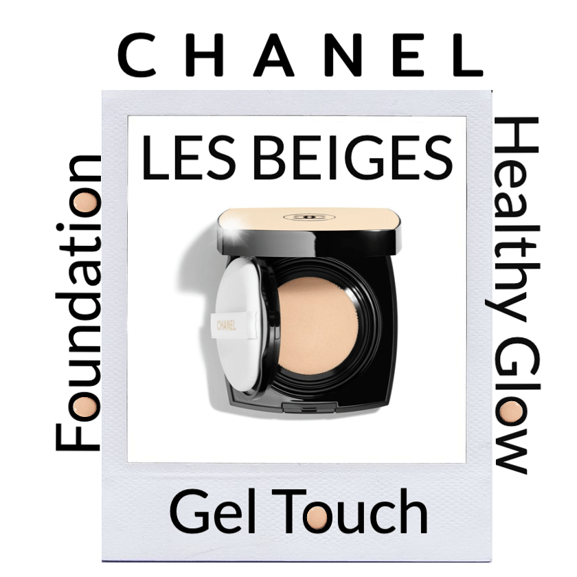 CHANEL Les Beiges Healthy Glow Gel Touch Foundation