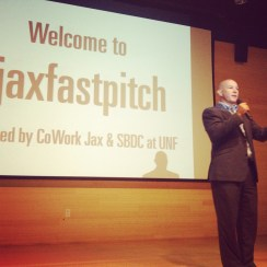 CoWork Jax & UNF SBDC fastpitch!