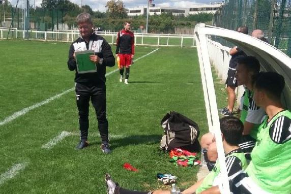 Parole au coach: Fabrice LEMAISTRE
