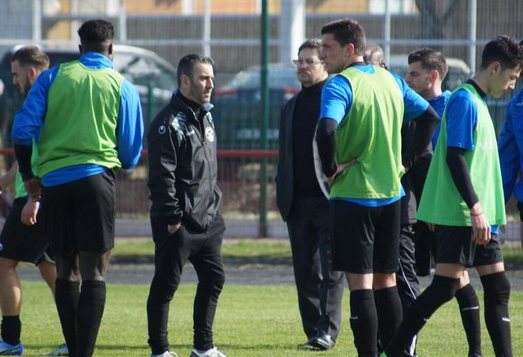 Parole au coach: Olivier LAFFONT