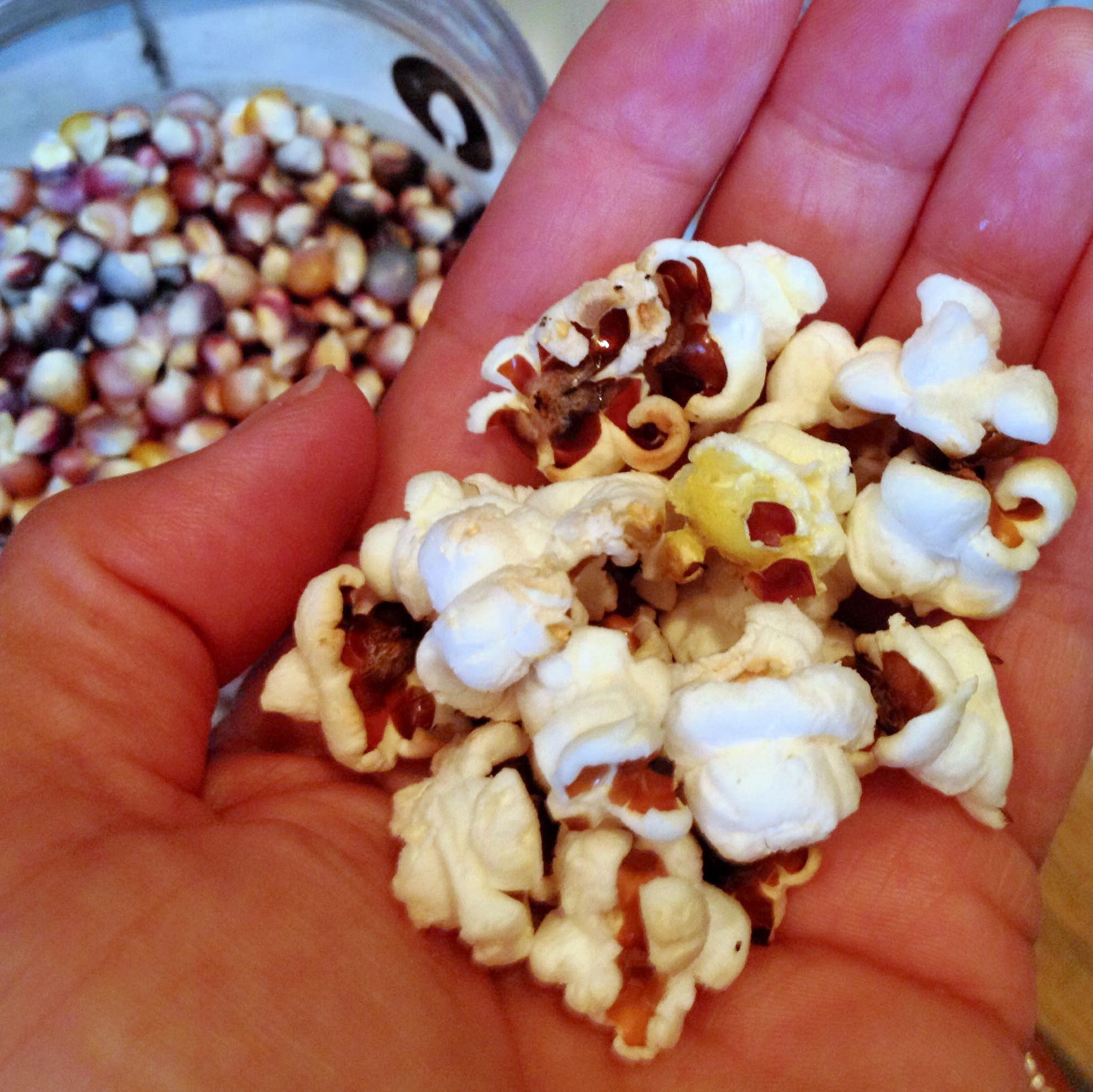 Glass Gem Popcorn