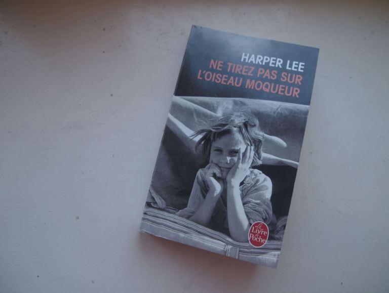 Ne tirez pas sur l'oiseau moqueur Harper Lee