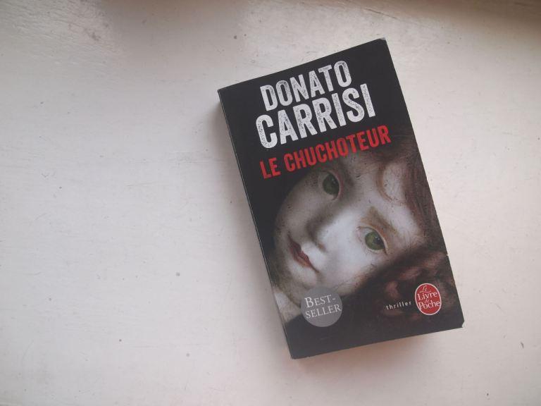 Le chuchoteur Donato Carrisi