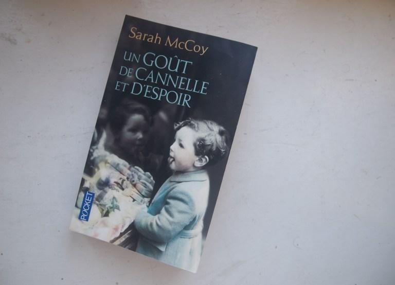 Un goût de cannelle et d'espoir Sarah McCoy