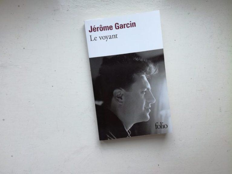 Le voyant Jérôme Garcin