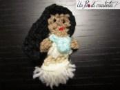 Spilla Pocahontas