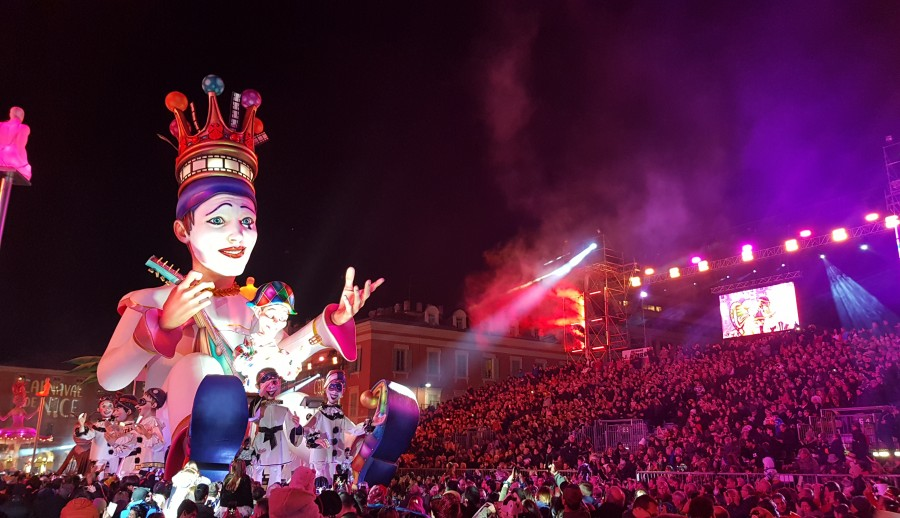 A guide to Nice Carnival, France