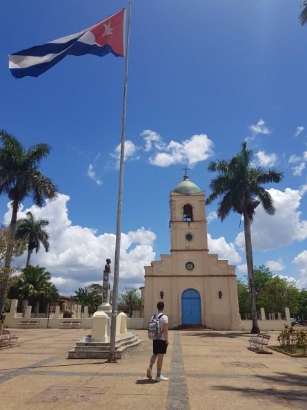 Vinales main square