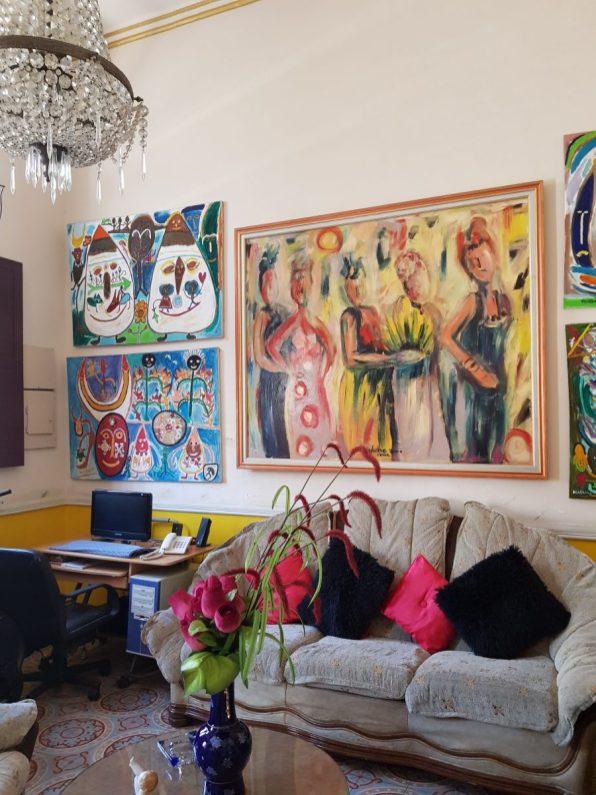Artwork in our Casa