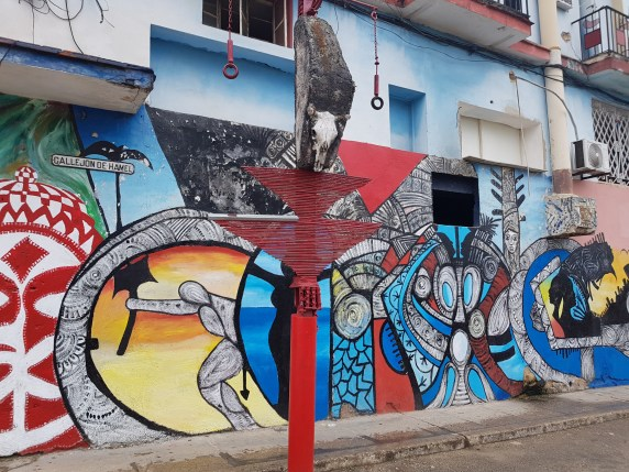 Unusual things to do in Havana - Callejon de Hamel