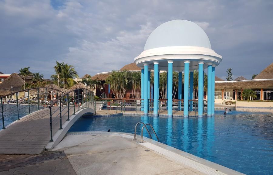 Iberostar Selection hotel pool in Varadero