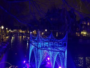 Guide to the Amsterdam light festival