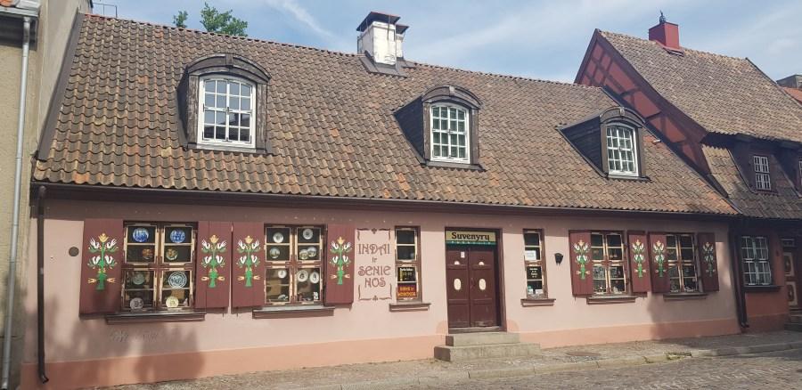 Random house in Klaipeda