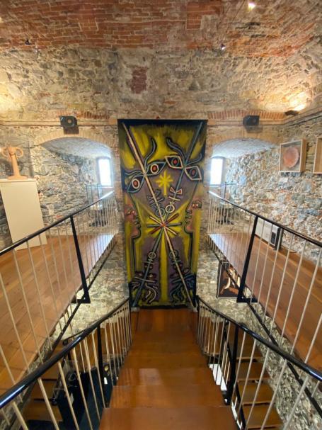 Bastion museum in Menton