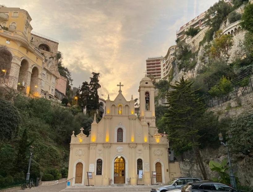 Chapelle Sainte Devote in Monaco