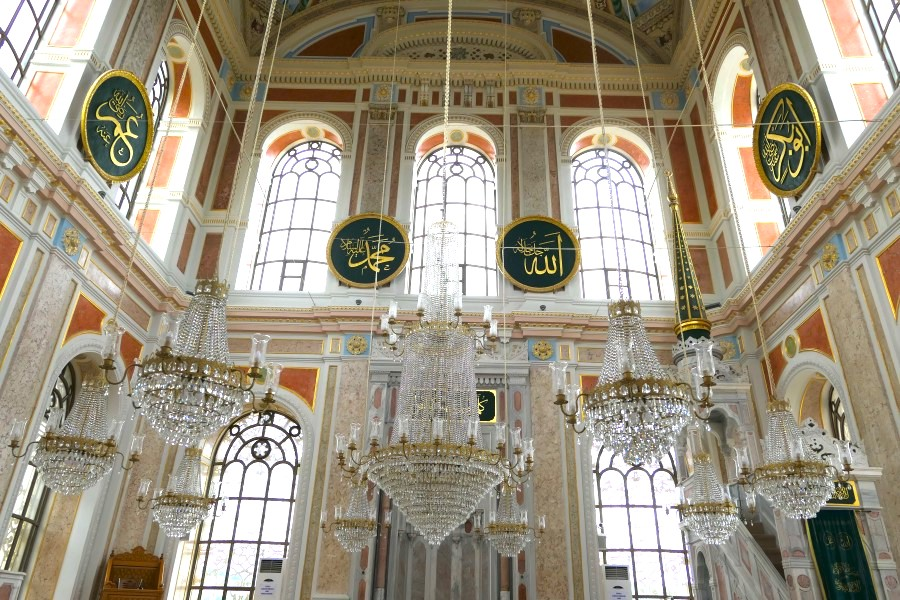 Buyuk Mecidiye mosque