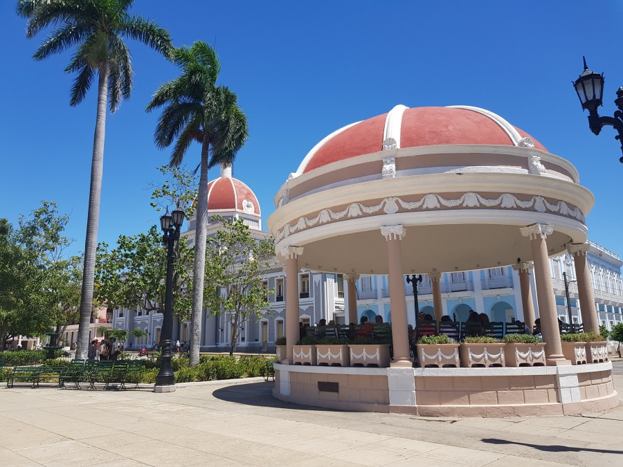 Dome in the Central Plaza