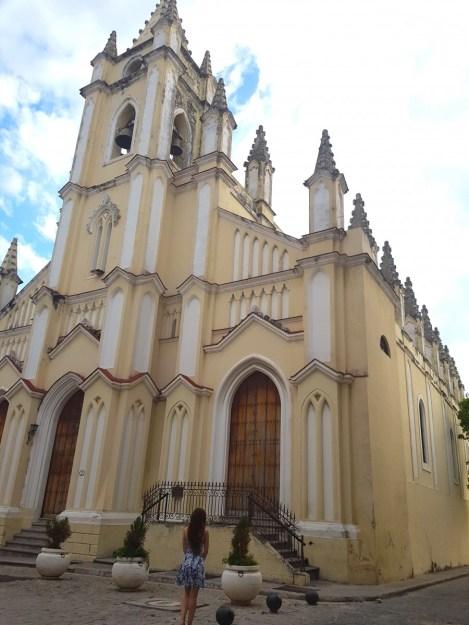Iglesia del Santo Angel Custodio