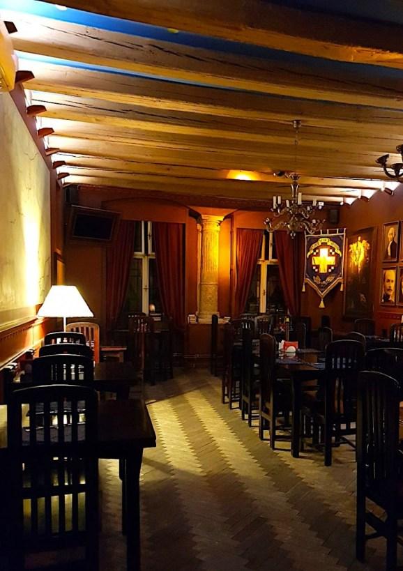 Restaurant in Lviv