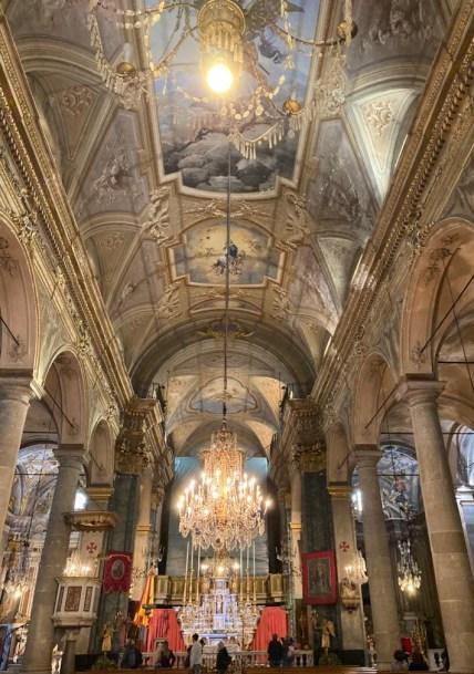 Basilique Saint-Michel-Archange in Menton