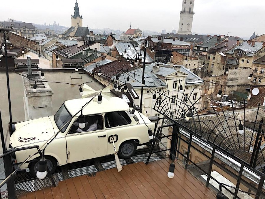 Quirky and fun things to do in Lviv, Ukraine