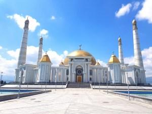 Ashgabat the most unusual capital city